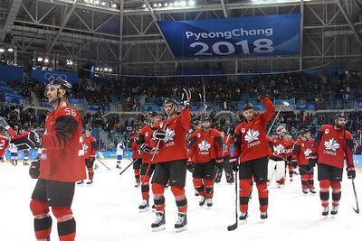 Квалификация и четвертьфиналы олимпиады-2018