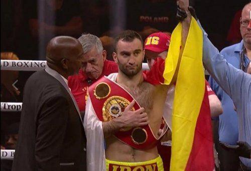 Лебедев надеется на победу гассиева в wbss и последующий бой-реванш - «бокс»
