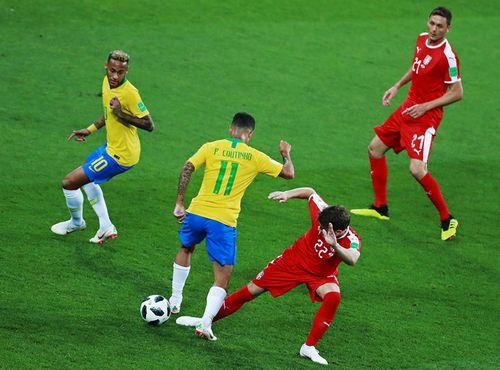 Лидер этой бразилии – не неймар, а коутиньо