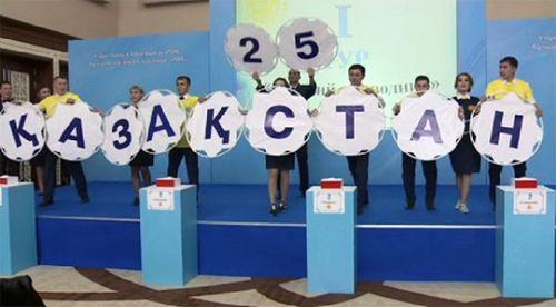 Лучшего проводника и лучшую поездную бригаду выбрали в казахстане