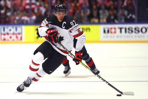 Лучшие хоккеисты чемпионата мира по хоккею-2018