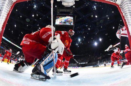 Лукашенко: как с канадцами сыграли? это вообще стыдобища - «хоккей»