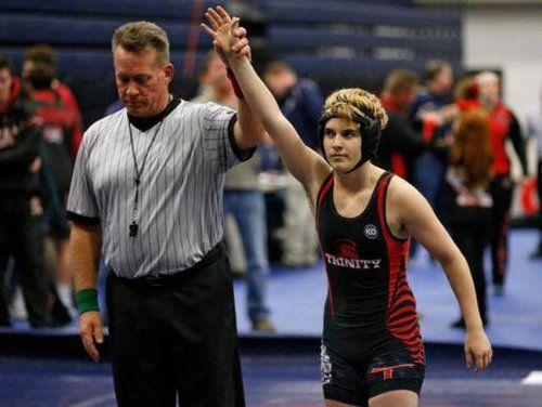 Мальчик-трансгендер победил на соревнованиях по борьбе среди девочек в техасе - «спорт»
