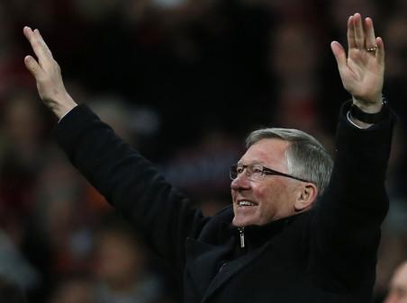 Манчестер юнайтед выиграл последний домашний матч под руководством фергюсона