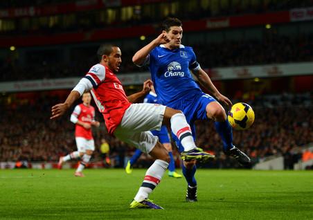 Манчестер сити забил шесть мячей арсеналу в матче 16-го тура чемпионата англии по футболу