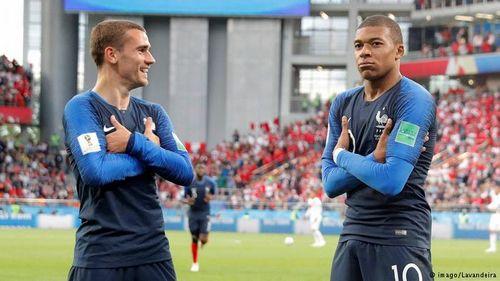 Марко против сборной франции
