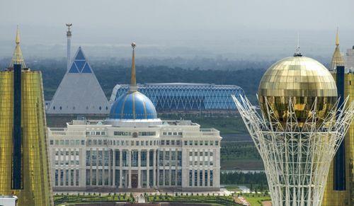 Маршалловы острова хотят сотрудничать с казахстаном