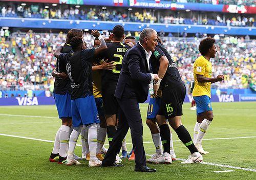 Мексика классно подготовилась. бразилию спас тренер