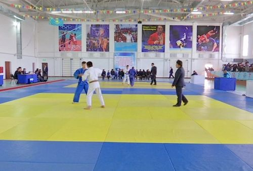 Международный турнир по дзюдо среди юношей и молодежи прошел в юко