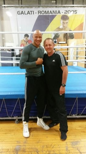 Михаил романчук: профессиональный бокс это интересно
