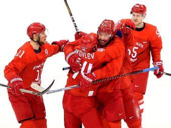 Молодежная хоккейная олимпиада? это может быть очень крутой турнир
