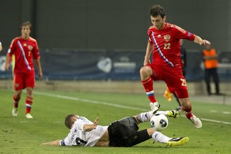 Молодежная сборная испании разгромила голландцев