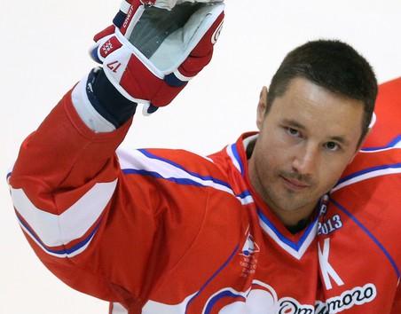 Московский хоккейный клуб цска представил новобранцев