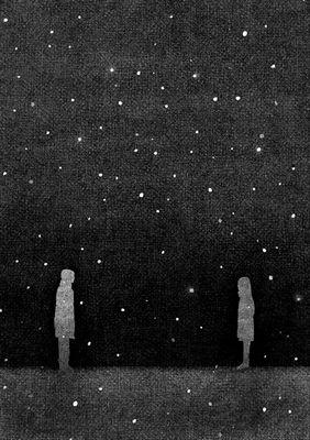 Мы посмотрели друг другу в глаза