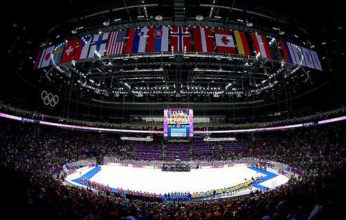 На олимпиаде не будет игроков нхл. серьезно?!