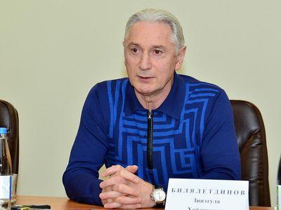 «Ничего нескажу обрызгалове!» зинэтула билялетдинов прокомментировал состав сборной наевротур