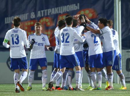 Нижегородская волга одержала домашнюю победу над рубином в 13-м туре чемпионата россии по футболу