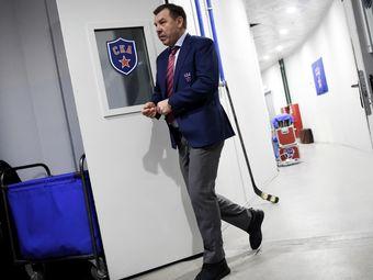 Нужен ли сборной россии постоянный тренер? сомневаюсь!