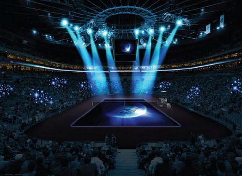 О хардовых покрытиях о2 арены в лондоне и берси в париже