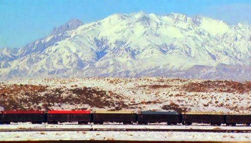 Объем грузоперевозок по железной дороге из китая в европу увеличился в 4 раза