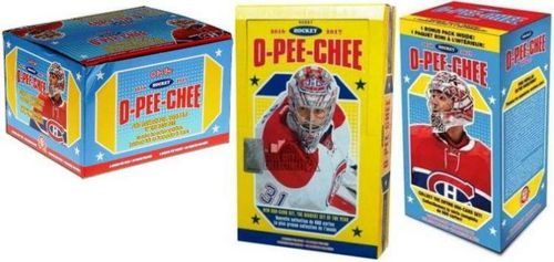 Обзор коллекции: upper deck «o-pee-chee» 2016-17