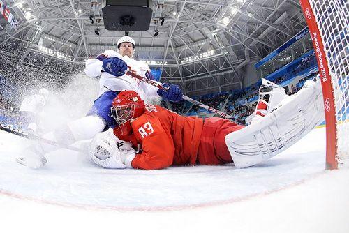 Оценки хоккеистам сборной россии за матч с норвегией