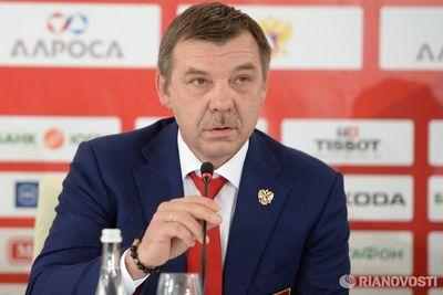 Олег знарок: бобровский вас, прессу, не читает! он – профессионал! (видео)