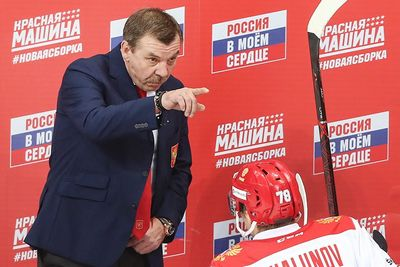 Олег знарок – о победе россии на кубке первого канала и олимпиаде