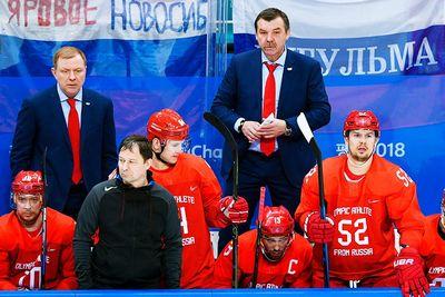 Олег знарок – о победе россии над норвегией на олимиаде-2018