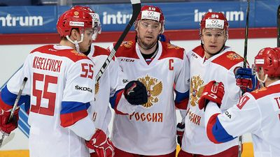 Олег знарок – о составе и целях сборной россии на кубке карьяла