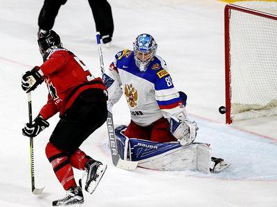 Олег знарок в третий раз проиграл сборной канаде