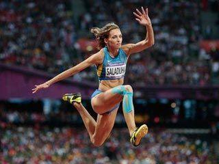 Ольга саладуха: в рио жизнь не закончилась - «спорт»