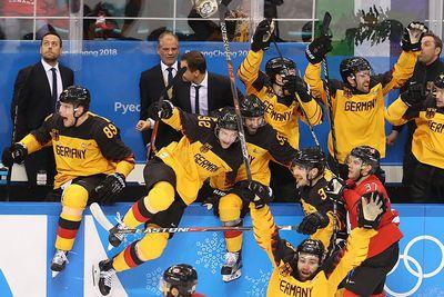 Олимпиада-2018. хоккей, 23 февраля. германия победила канаду в полуфинале