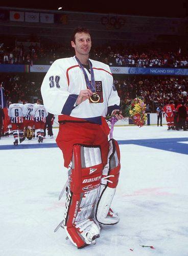 Олимпийские истории. доминик гашек привёл чехию к золоту ои-1998 в нагано
