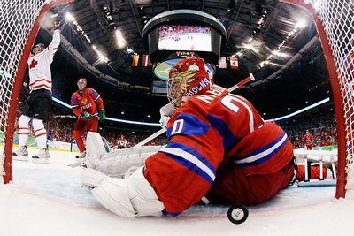 Олимпийские истории. сборная россии крупно проиграла канаде в ванкувере