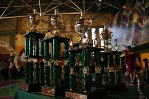 Определились победители национальной баскетбольной студенческой лиги