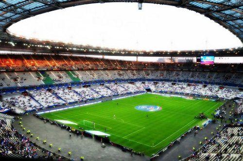 Парижский стадион «стад дефранс» открывается спустя три месяца после терактов - «спорт»