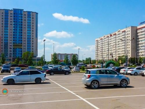 Платные парковки в астане: полезная информация