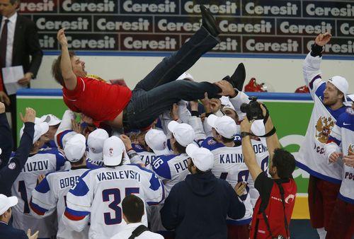 Победа в минске - начало новой эры нашего хоккея или отсрочка приговора?