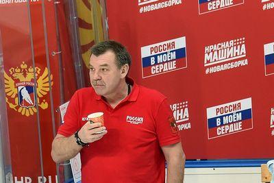 Почему олег знарок должен уйти из сборной россии после золота олимпиады