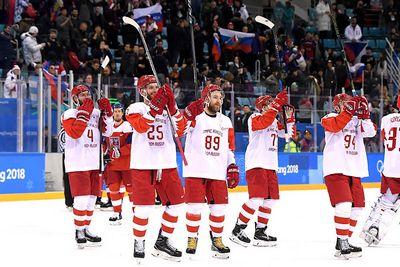 Почему сборная россии по хоккею может проиграть германии в финале