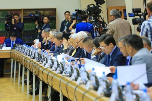 Подробности девятого заседания комиссии по земельной реформе