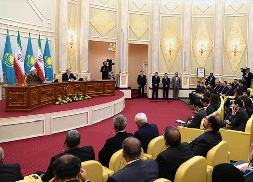 Подробности официального визита президента ирана в казахстан