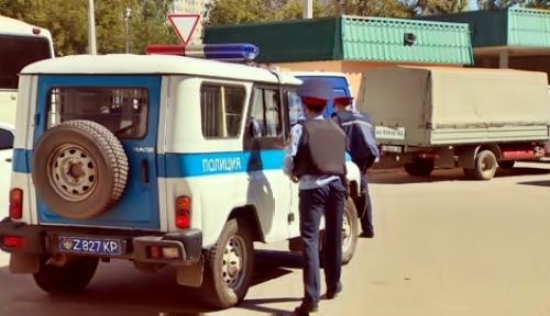 Подробности задержания налетчика, захватившего заложников в ломбарде астаны