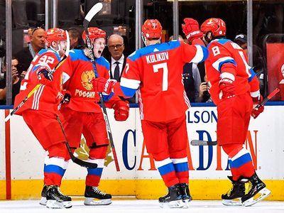 Полуфиналы кубка мира по хоккею: канада – россия, швеция – европа