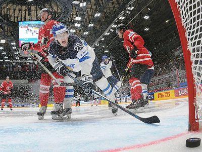 Представление команд чемпионата мира-2017: сборная финляндии