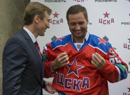 Пресс-конференция накануне старта хоккейного кубка мэра