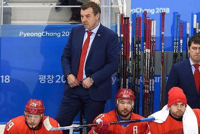 Пресс-конференция олега знарка после матча россия — словения — 8:2