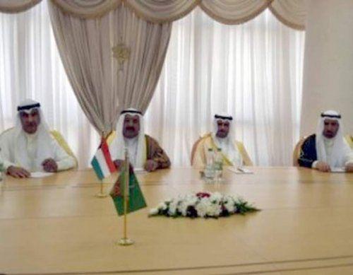 Президент туркмении провел переговоры сминистром изаппарата эмира кувейта - «спорт»
