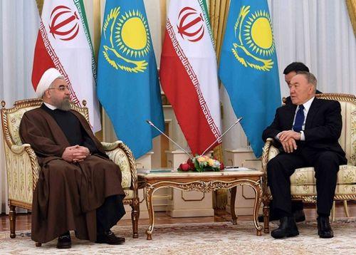 Президенты казахстана и ирана обсудили вопрос о снятии ядерных санкций